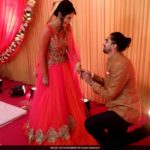 Ishant Sharma gets engaged, trolled by Rohit Sharma