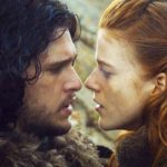 When Jon Snow got engaged to Ygritte for real !!