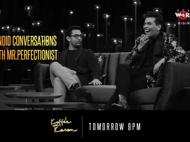 Koffee with Karan 6: Know What Amir says about #Metoo Movement