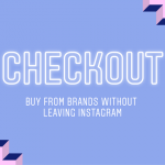 E-commerce business for Instagram: Checkout