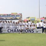 Clean Sweep against South Africa – Congratulations Team India