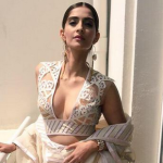 Where did Sonam Kapoor get all the Fur for her Dress at Cannes? Anil Kapoors chest!!