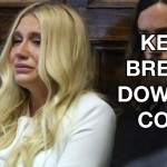 Kesha Breaks Down In Court, Just #FreeKesha!