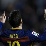 Messi ties Ronaldo's Spanish record with 35th hat trick