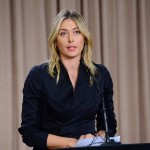Maria Sharapova Admits She Failed The Drug Test.