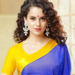 """""""It's been quite shocking to have her personal life being discussed in such a negative manner.""""- Kangana Ranaut."""