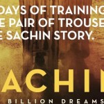 First poster of 'Sachin' pays respect to the 'God of Cricket'