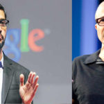 Microsoft & Google Make A Pact; Will Not Sue Each Other Anymore