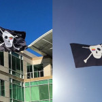 Apple Is Flying A Pirate Flag To Celebrate Its 40 Years!