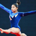 Dipa Karmakar Wins Gold In Vaults Finals After Historic Olympic Qualification