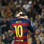 Messi Scores 500th Goal But Barca Falter Again
