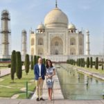 Britain's Royal Couple End India Trip With Historic Taj Mahal Visit