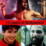 When Shahid Kapoor Completed 13 years in Bollywood.