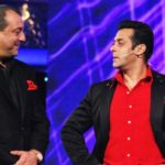 Are Sanjay Dutt and Salman Khan upset with each other?