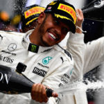 Hamilton very close to winning the Fourth World Title