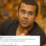 Chetan Bhagat on Crackers Ban