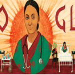 The biggest search engine dedicates Doodle to the first Indian woman physician