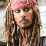 The Pirates of the Caribbean franchise bootstrap will no longer trait Johnny Depp as Captain Jack Sparrow.