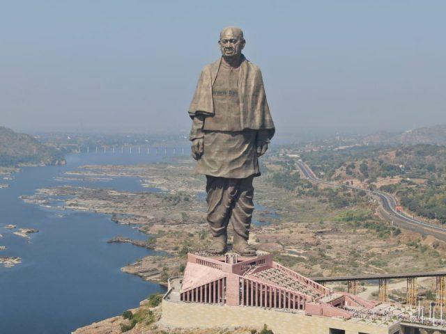 Statue of Unity in the list of World Greatest Places to Visit 2019