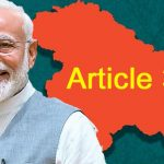 Big Bang in Kashmir…Abolition of Article 370!