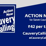 Cauvery Calling Initiative by Isha Foundation