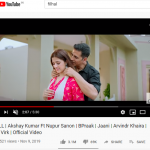 Filhal gets 100 Million views in 1 Week!!