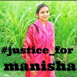 #JusticeForManishaValmiki