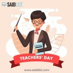#TeachersDay