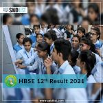 Haryana Board To Announce Class 12 Results Today…