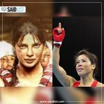 """""""What an ultimate champion looks like"""" Priyanka Chopra praise Marry Kom after her journey end in Olympics"""