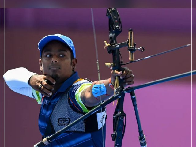 Tokyo Olympics:- Archer Atanu Das, boxer Amit Panghal bows out in pre quarter finals