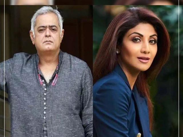Hansal Mehta comes out in support of Shilpa Shetty Kundra